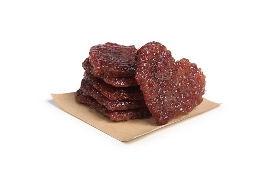 心意豬肉乾 Lovely Heart Pork (500g)