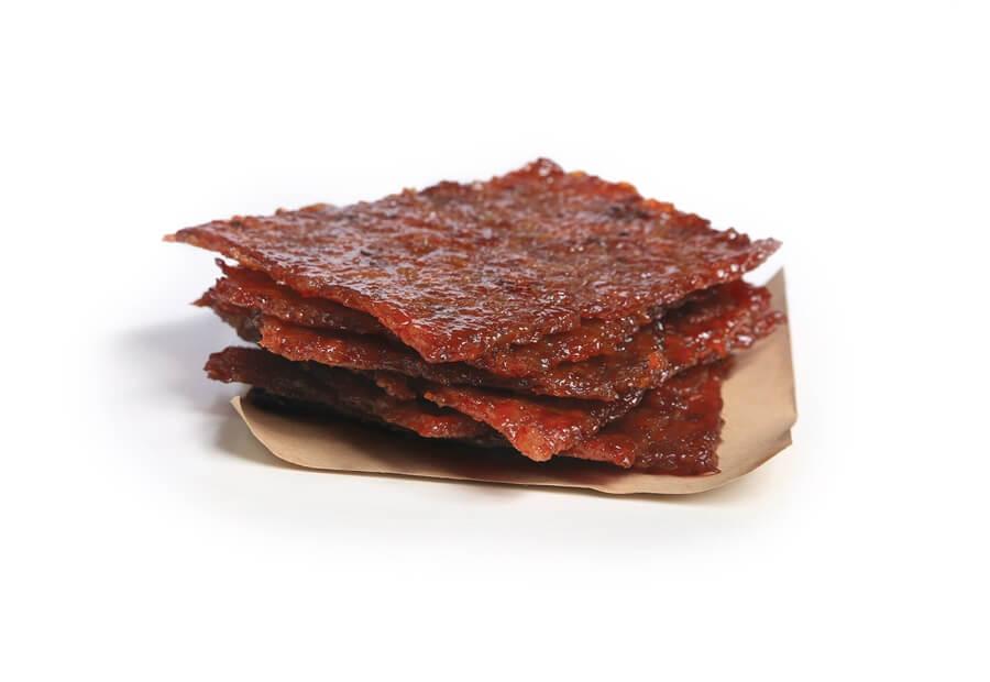 辣椒豬肉乾 Chilli Pork (500g)