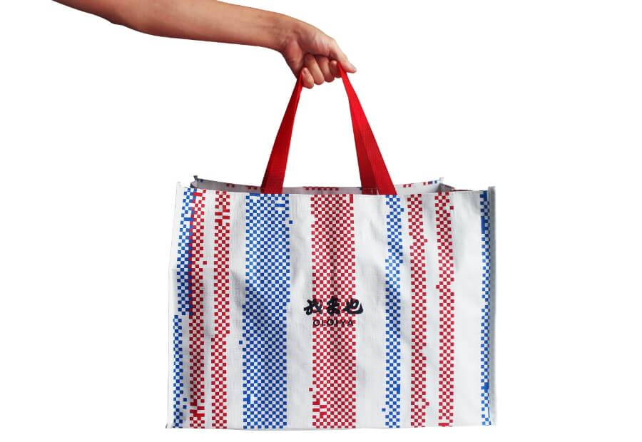 精美環保袋 Premium Reusable Bag