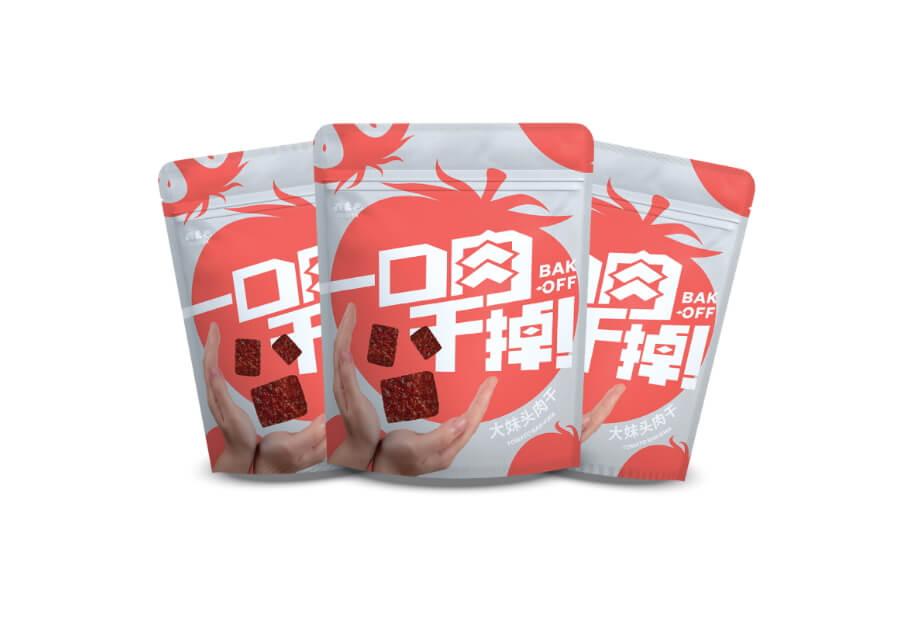 Bak-Off Tomato Flavor x 3